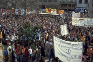 Ostermarsch Heilbronn April 1985 - 2